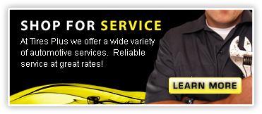 Auto Repair from Tires Plus
